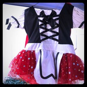 Other - Kids costume( little red ridding hood )